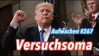 Aufwachen #267: Markus Preiß kehrt zurück + Trump & neue Seidenstraßen