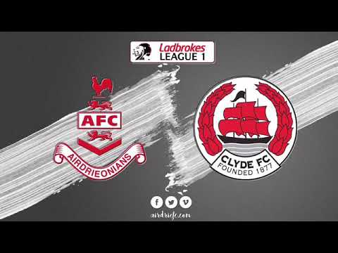 Airdrieonians Clyde Goals And Highlights
