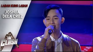 Joshua Dela Cruz - The Warrior Is A Child | The Clash Season 3