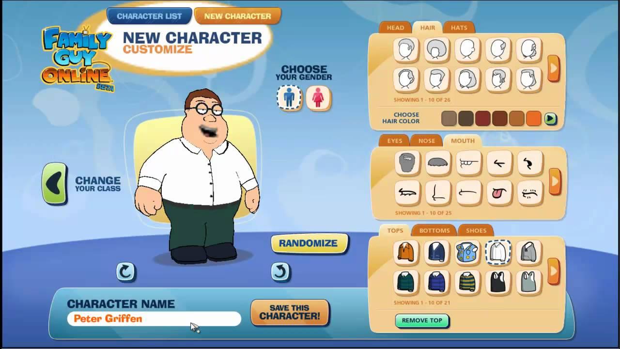 Family Guy Onlien