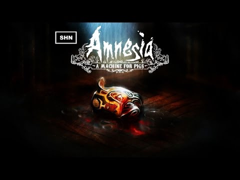 Amnesia: Machine for Pigs Full HD 1080p/60fps Longplay Walkthrough Gameplay No Commentary