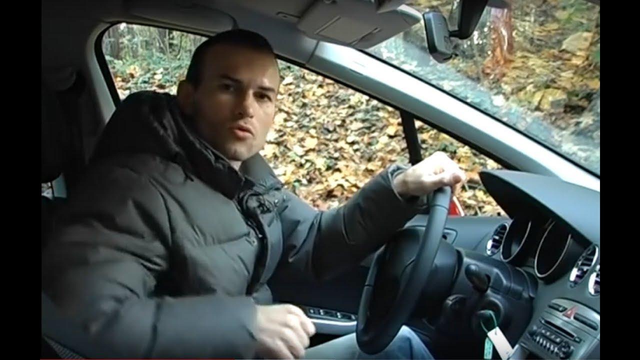 Peugeot 308/ Пежо 308: тест-драйв программы Автопанорама ...