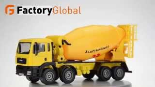 Genuine KAIDIWEI / alloy engineering vehicles seriers eight mixer 1:50  FGO-TOY-LH015981
