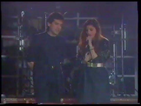 Nazia Hassan & Zohaib Hassan - Hum Aur Tum - Music 89 PTV