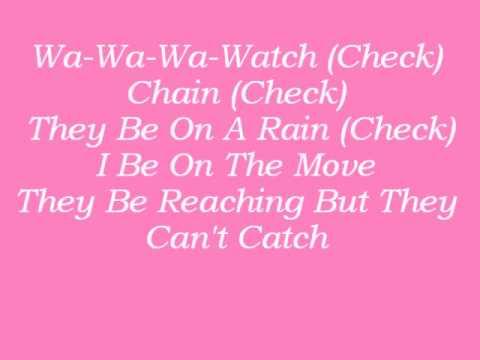 NEW* Nicki Minaj Dang a lang Lyrics