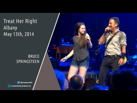 Bruce Springsteen | Treat Her Right - Albany - 13/05/2014 (Multicam/Dubbed)
