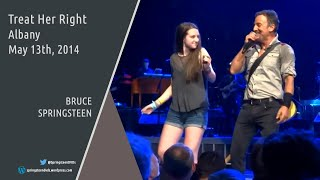 Bruce Springsteen Treat Her Right Albany 13 05 2014 Multicam Dubbed