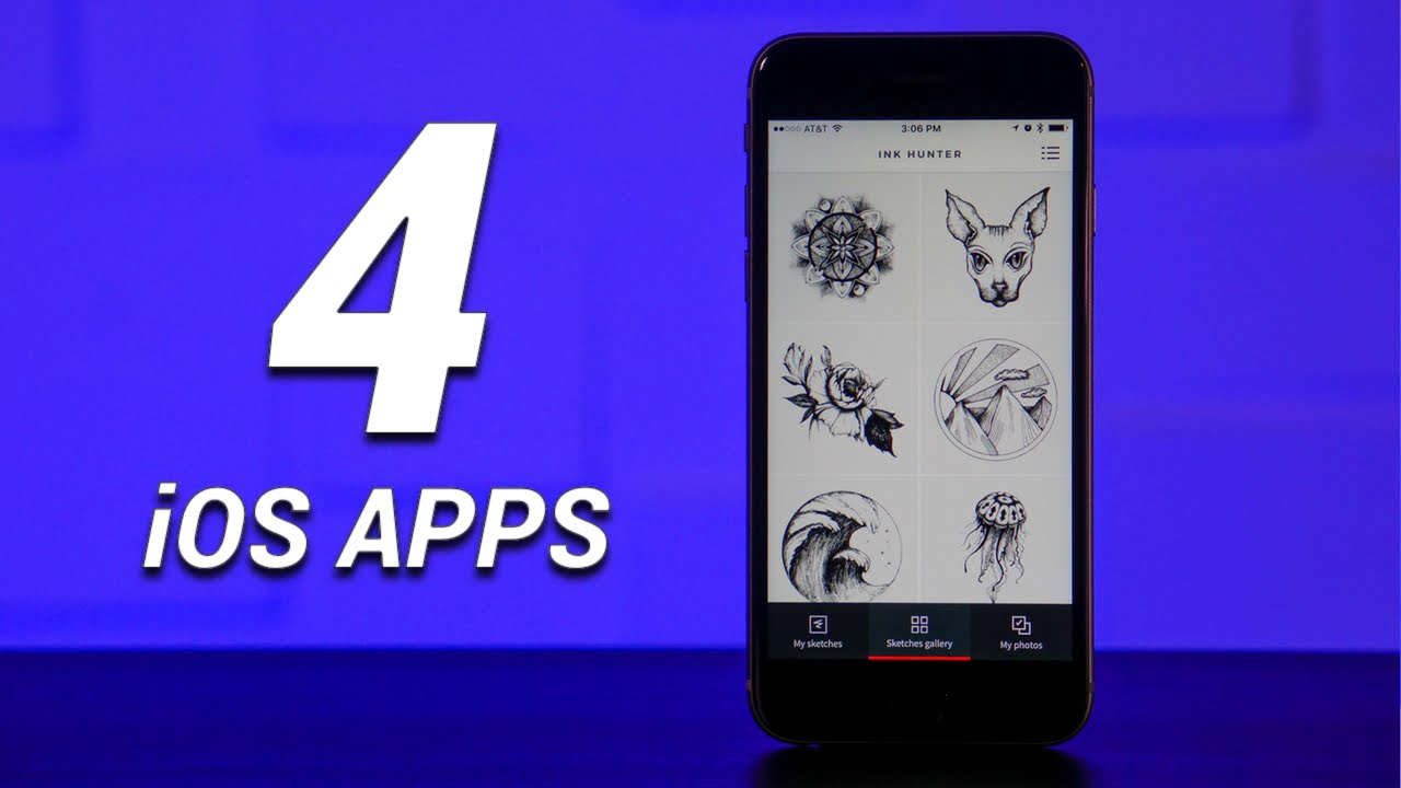4 iOS Apps You Should Try