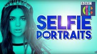 DUA LIPA   Selfie Portrait   CBBC Official Chart Show
