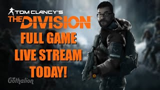 the division full game live stream today 1pm est