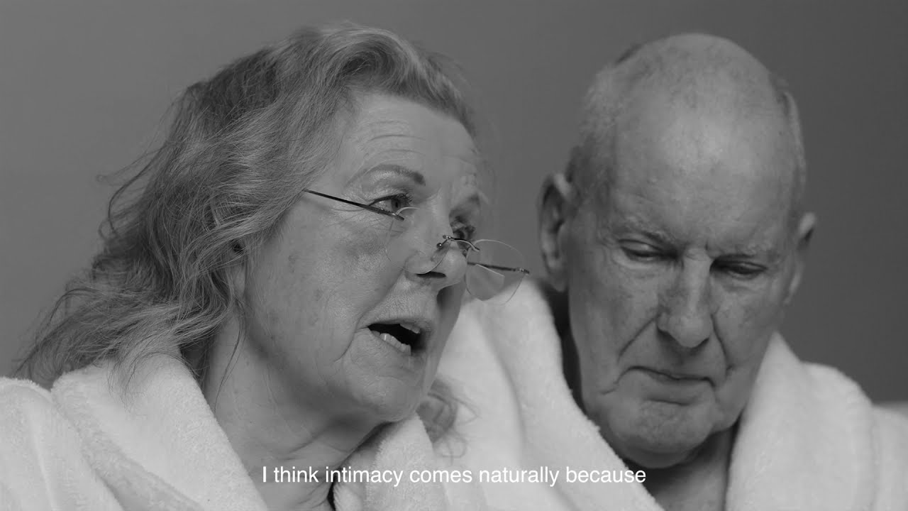 Let's talk the joy of later life sex - Daphne and Arthur