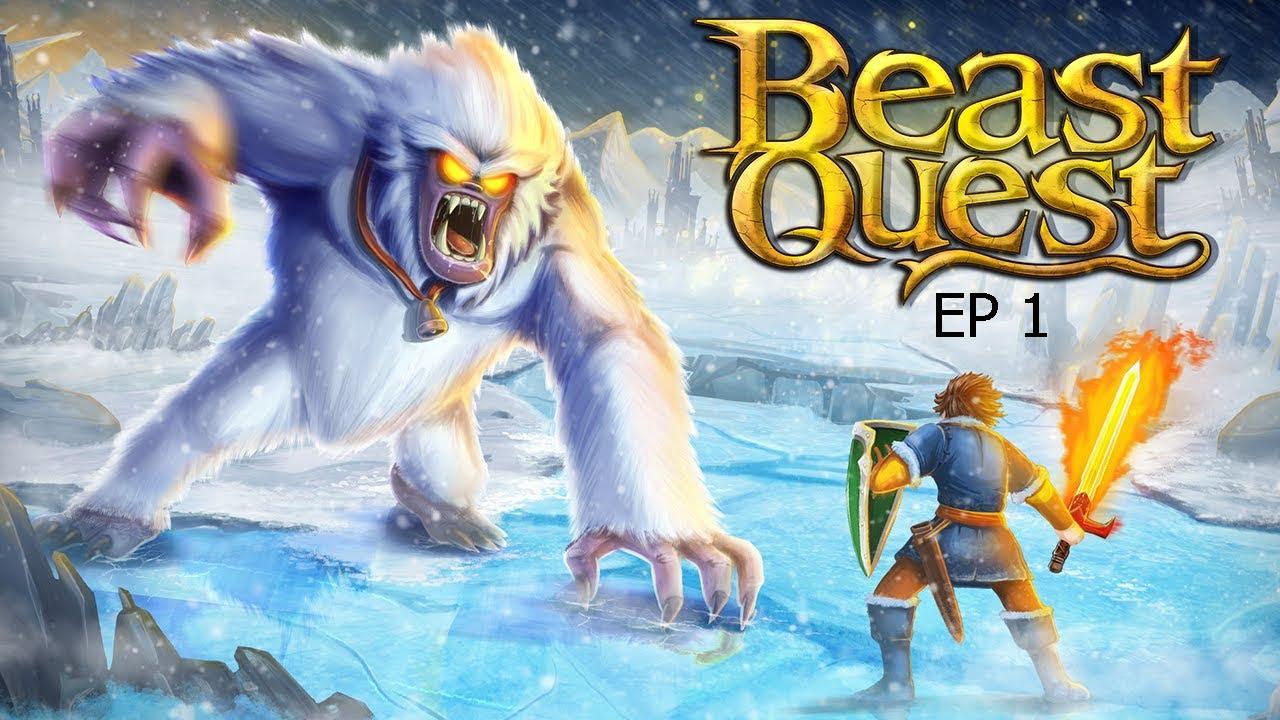 beast quest walkthrough gameplay part 1  nanook  youtube