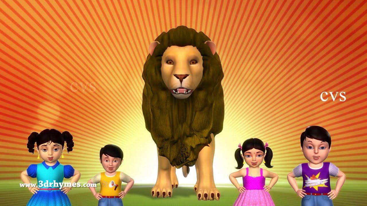 Download Animals Finger Family | Finger Family song | Kids Songs | Animal Nursery Rhymes for Children