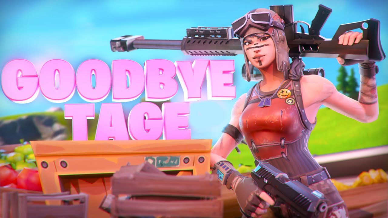Goodbye Front Fortnite.. (by Obey Tyler & Obey Migg)