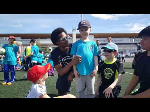 ACOTV Extra: Sivakka-jalkapallokoulu 13.6.2016