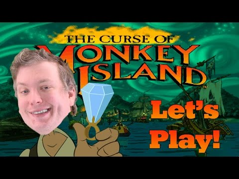 Identity Theft and Postmortem Match Making Let's Play Curse of Monkey Island part 10