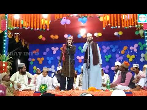 ASAD IQBAL AND SHAHNAWAZ फिर धामनगर में धूम मचा दिए ||  KYUN LOG YEH KEHTE HAIN || NAAT INFO
