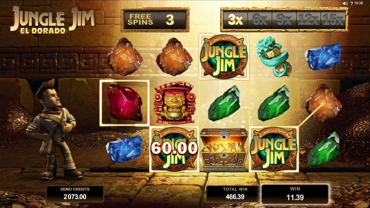 El dorado online slot games