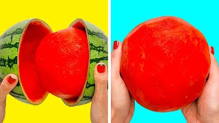 16 AMAZING WATERMELON PARTY TRICKS