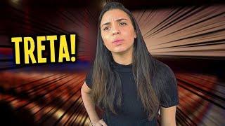 FOMOS ASSISTIR REI LEÃO E ELA ARRUMOU TRETA