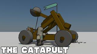 Die Katapult - Ein Original Kurze Animation