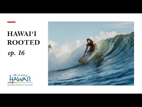 Hawaii Rooted: People of the Sea - Cliff Kapono, Island of Hawaii