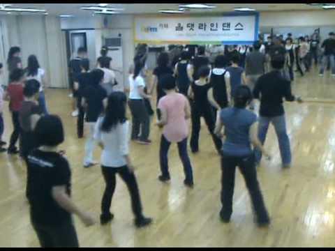 Go Mama Go - Line Dance