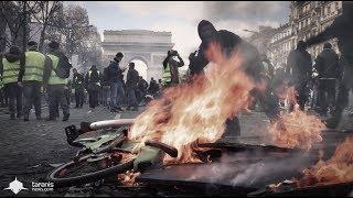 "RIOT : #GILETSJAUNES ""L'ULTIMATUM"" (PARIS • 16/3/2019)"