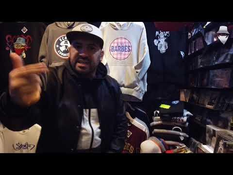 Youtube: Freestyle Scred boutique №7 Saison 5 – Saknes (La Jonction) (2019)