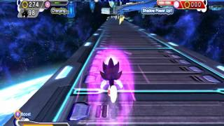Sonic Generations PC- Dark Sonic vs Dark Shadow