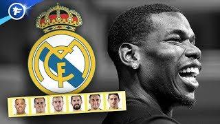 Le plan du Real Madrid pour acheter Paul Pogba | Revue de presse
