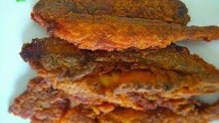 Bombil fry crispy tasty & fast recipe