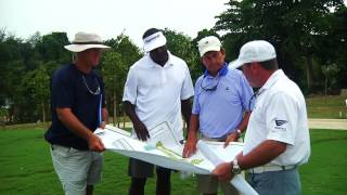 What can golfers look forward to on the new Vijay Singh golf course
