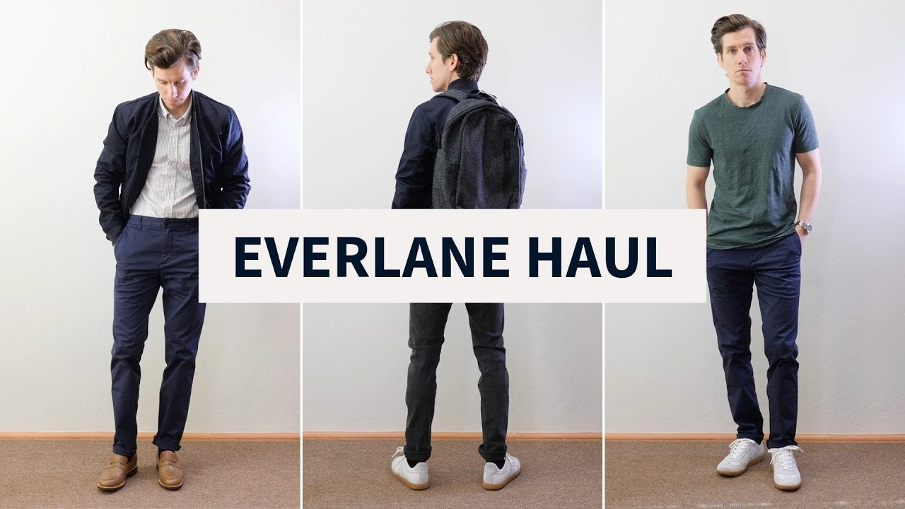 dd48c77895c Everlane Haul 2019