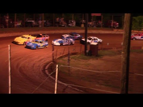 Winder Barrow Speedway Stock 4 Cylinders A's Feature Race 5/25/19