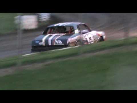 Humboldt Speedway Pure Stock Heat race 8/19/16