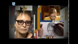 Ирина Хакамада. Омск. Интервью 12 Каналу