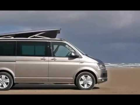 2017 volkswagen t6 california camper van youtube. Black Bedroom Furniture Sets. Home Design Ideas
