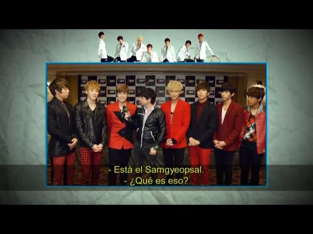Entrevista U-Kiss Videos De Viajes