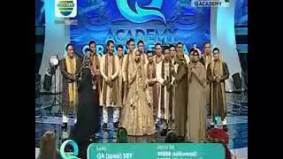 SBY in Festival Music Grand Final Q-Academy Indosiar 2015 (Syubbanul Akhyar)