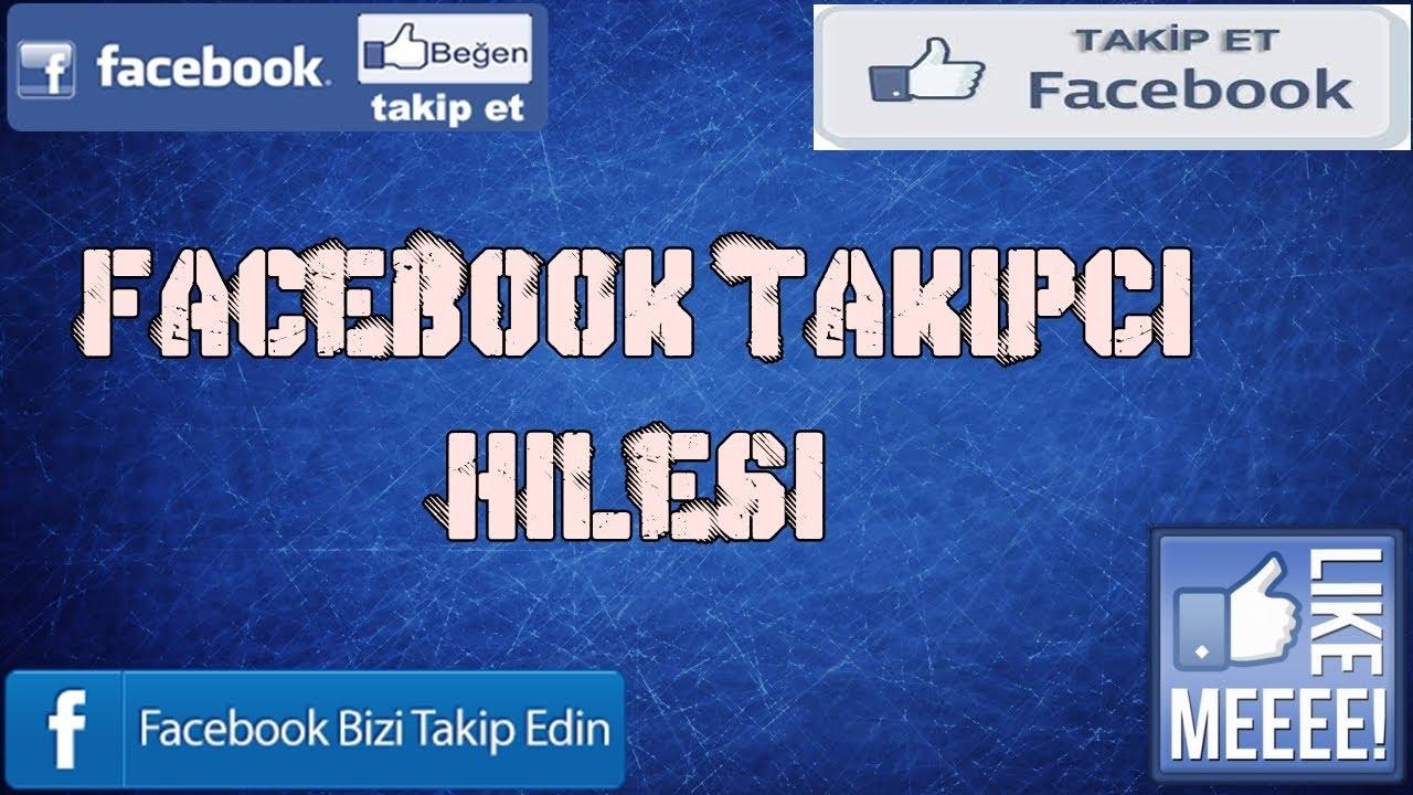 facebook takipci arttirma