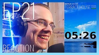 Terrace House: Opening New Doors - Episode 21 Reaction (Timer) テラスハウス