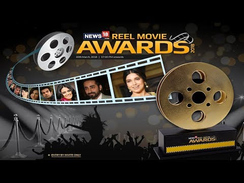 News18 Reel Movie Awards 2018