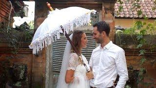 Zita & Balazs - Wedding Film ( wedding at bali )