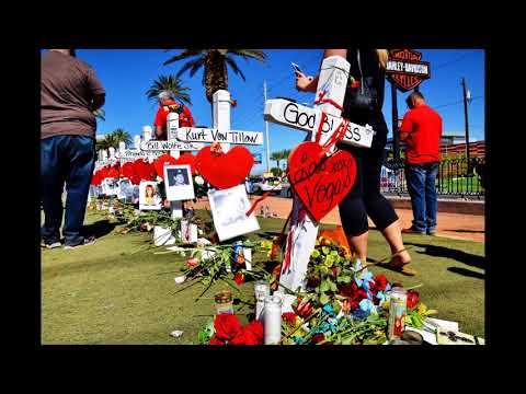 1SL6 US United States Nevada Paradise Las Vegas Sign #VegasStrong