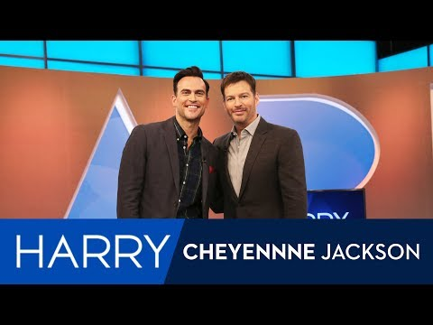 How Kids Have Changed Cheyenne Jackson's Life