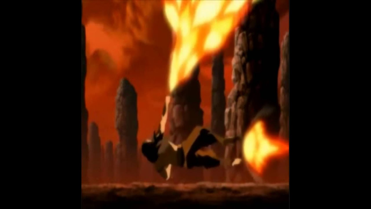 Avatar Fighting Game: Avatar Vs The Firelord Game