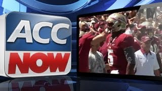 ACC NOW | Jameis Winston Named Florida State Starting QB | ACCDigitalNetwork