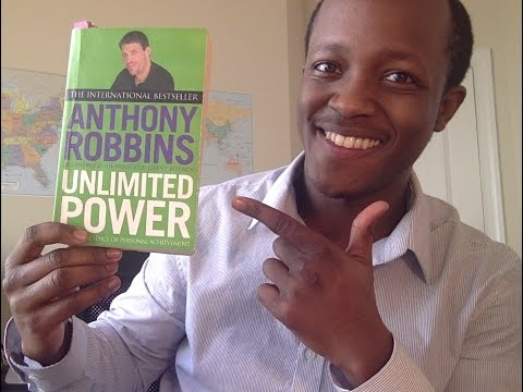 Unlimited Power by Tony Robbins (BOOK REVIEW)
