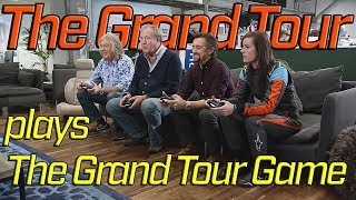 The Grand Tour plays The Grand Tour Game
